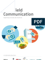 Near Field Communication - Organising everyday life intuitively