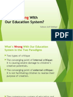 Whats Wrong With Our Edu - 1st presentation.pptx
