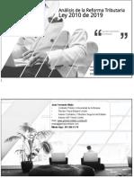 ReformaTributaria-Ley2010-19-USTA