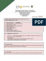 Ficha Bibliográficas N°1 2 3  Mónica Gelvez