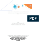 Plantilla Excel Evaluación aspecto económico del proyecto _Listas Chequeos RSE Ambiental y Social - Karin Cruz P. (Actual) (1).xlsx