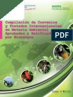 Compilacion de Convenios y Tratados Internacionales Ambiental