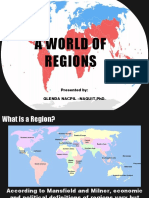 Chapter 4 - A World of Regions