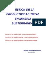 gestion-de-productividad-total-mineria-subterranea