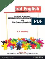 A.P. Bhardwaj - General English for Competitive Examinations Banking Insurance SSC Exam Railway Defence & MBA Entrance Exam-Pearson Education (2013).pdf