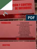 Prevención y control de incendios SOCORRO SANTANDER