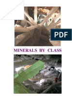 Minerals by Class