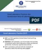 Teklab 02_GLP dan Keselamatan Kerja di Lab