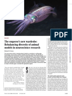 The emperor's new wardrobe_Rebalancing diversity of animal models in neuroscience research
