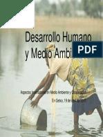 DESARROLLO HUMANO Y AMBIENTE 2