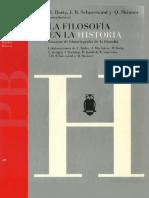 Varios - La Filosofia en la Historia - Richard rorty etal