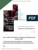 Capitulo 3 Preguntas y Respuestas del Examen _ CCNA v6.0 Español