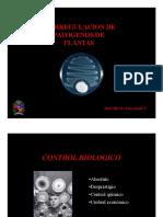 Biorregulacion de patogenos