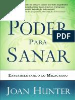 Libro Poder para Sanar