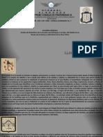 simbolismo de los escudos del gr 9, 10 y 11