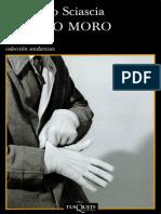 Leonardo Sciascia - El caso Moro