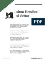 AlmaBendice-lyrics