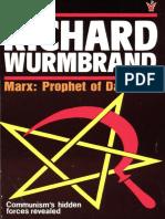 Marx, Prophet of Darkness