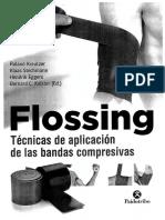 Flossing Tecnicas de Aplicacion de Las Bandas