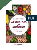 Smart Ketosis Weight Loss on Auto Pilot by Ken Roberts FREE Keto E-book