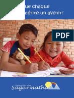 Sagarmatha Suisse Flyer-mail 2020