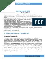 GUIA PROFETICA 2019 Port