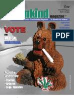 GreenKInd Magazine, Vol 1, No 4