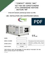 20130521 - Manuale AMC XR - INGLESE  - airmod