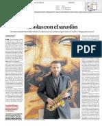 Tango para un Loco. David Hernando Vitores