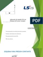 Presion Constante Ig5a Cj