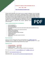 International Journal of Computer-Aided technologies(IJCAx)