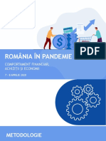 Ires_ROMANIA IN PANDEMIE_APRILIE 2020_COMPORTAMENT FINANCIAR