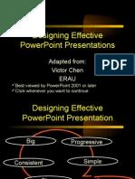 Effective Ppt Presentations