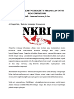 Bab Semangat Dan Komitmen Kolektif Kebangsaan Untuk Memperkuat Nkri