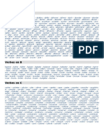 1000 verbes