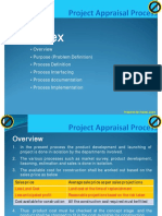 Project Appraisal Procedure