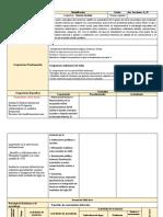 planificacion Lengua  Española enero