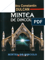 Constantin Dulcan - Mintea de dincolo (A5).docx