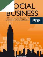 El Libro Del Social Business - Stephan Fuetterer