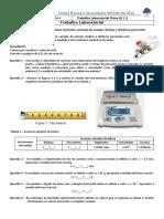 Trabalho laboratorial Al_Física_1.1