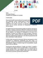 Carta Rechazo Decreto