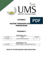 KAJIAN TINDAKAN (Tugasan 1) - Mohd Ridhwan