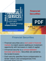 Lec 7_The Financial Securities