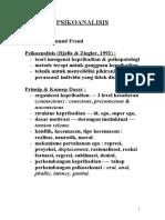 PSIKOANALISIS(2)