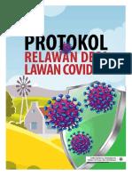 Protokol Relawan Desa Lawan Covid-19