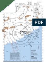 Eick - Rnav (Gnss) Standard Departure Chart Rwy 35 Cat a,b - Icao