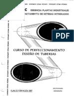 Curso Diseño Tuberías - InITEC - Tomo I