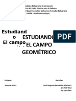 ESTUDIANDO EL CAMPO GEOMETRICO