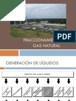 7 - FRACCIONAMIENTO DEL GAS NATURAL