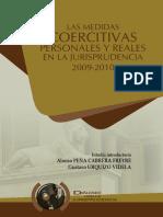 LAS MEDIDAS COERCITIVAS EN LA JURISPRUDENCIA DEL TC